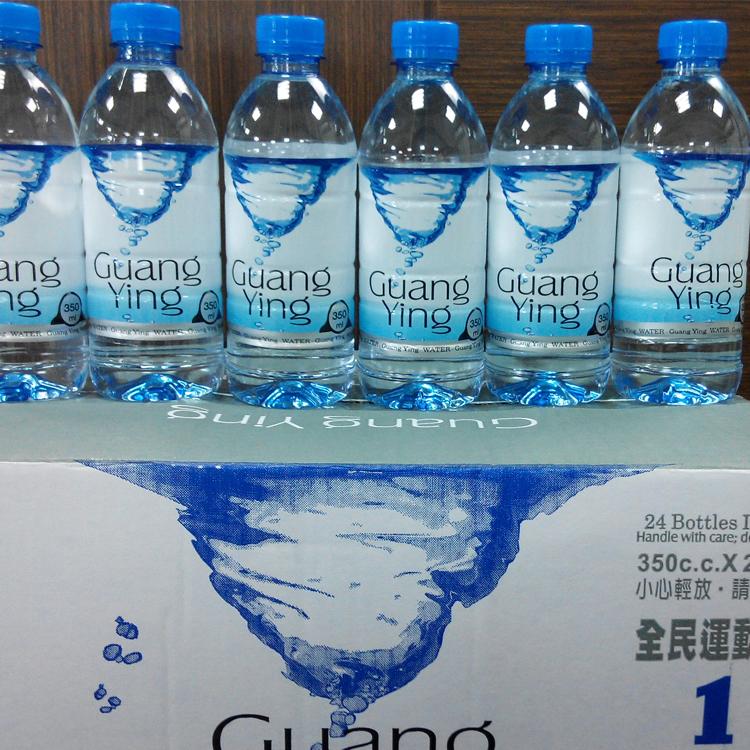 [高珍瓶裝水]光盈健康水(公版)600cc/24入 瓶裝水 礦泉水