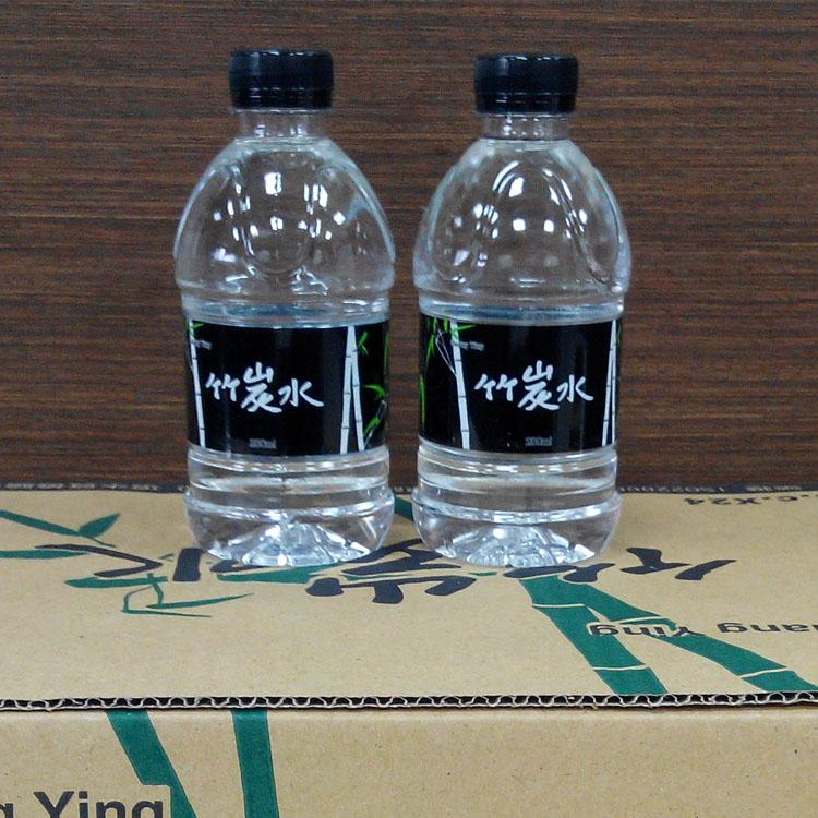 [高珍瓶裝水]竹碳水280cc/24入 瓶裝水 礦泉水
