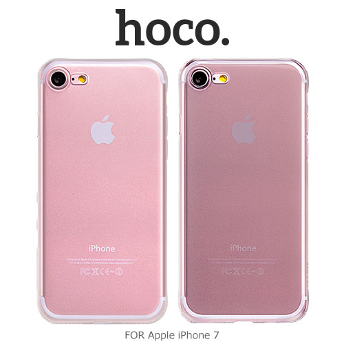 HOCO 磨砂 TPU 軟套/Apple iPhone 7/7 Plus/手機殼/保護套/軟套/保護殼【馬尼行動通訊】