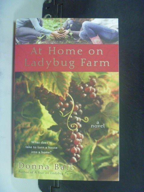 【書寶二手書T7/原文書_HES】At Home on Ladybug Farm_Ball