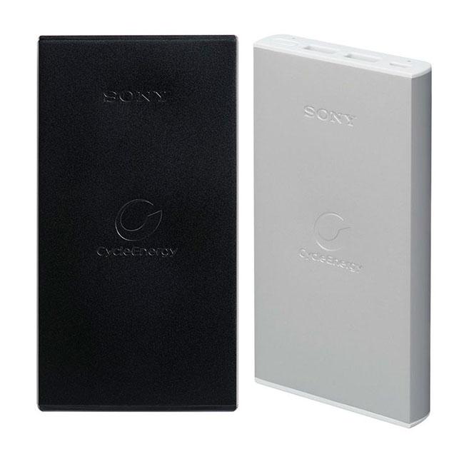 SONY CP-F10M 10000mAh 超薄鋁合金行動電源 原廠公司貨