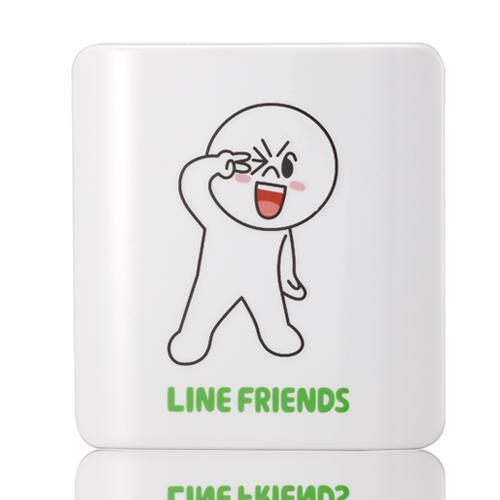 【Line Friends】5200 mAh行動電源-饅頭人﹝官方授權﹞