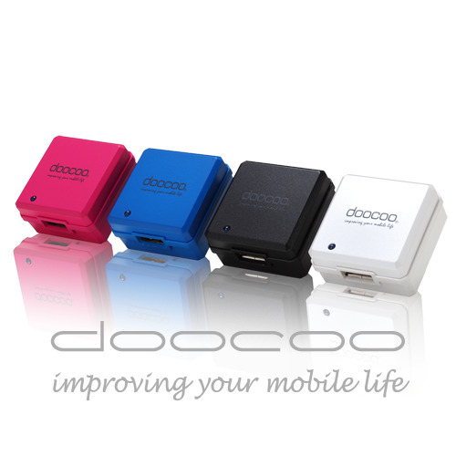 doocoo icharger1 1.5A USB 充電器