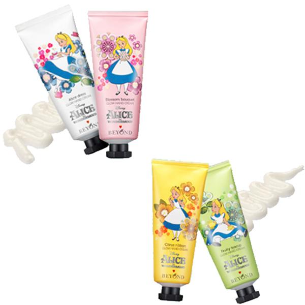 韓國 BEYOND 閃耀愛麗絲乳木果油護手霜