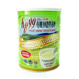 肯寶KB99生機10穀營養奶罐裝三罐999限量特價