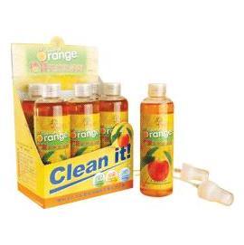 橘寶天然洗淨劑 VITA-MIX指定洗劑 六罐入(含二個噴頭)