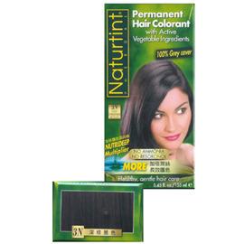 Naturtint 赫本美舖 天然草本染髮劑 深棕黑色 3N (含運)