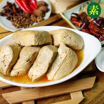 【素豪香麻辣養生臭豆腐2~3人份】10塊裝(內含湯底1800g、附辣油包)