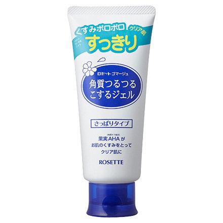 【跑全球Run購物】日本 Rosette 臉部專用 果酸溫和去角質凝膠 (120g)