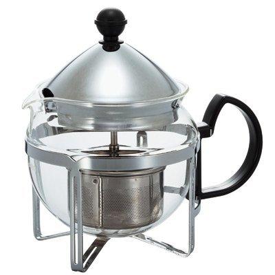 *新品上市*日本知名品牌 HARIO 花王濾壓茶壺4杯 CHA-4SV