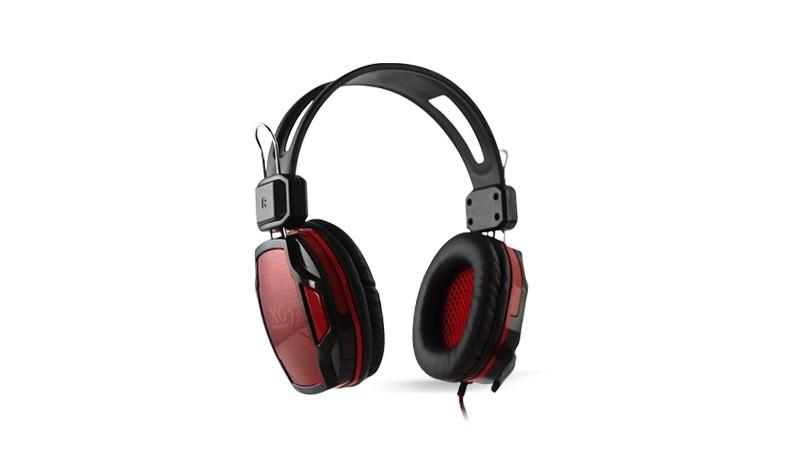樂點生活●laclick XG7-專業電競耳機麥克風-紅 MOE220
