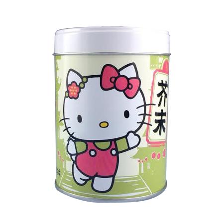 【山本海苔店】*台灣限定款* Hello Kitty夾心海苔-芥末(20g)