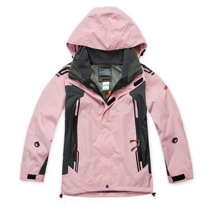 *vivi shop*兒童男.女款三合一專櫃品牌兩件式禦寒雪衣外套  登山禦寒  騎車防風 透氣 防撥水 兩件式穿法機能外套