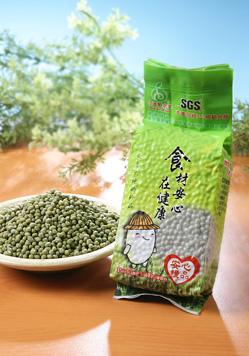 【安心糧品】毛綠豆 Green bean (500g/包)