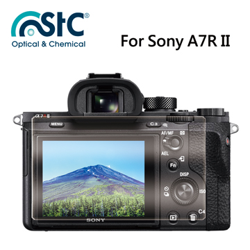 【STC】For SONY A7R Mark2 - 9H鋼化玻璃保護貼