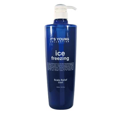 年輕貴族綠藻 極凍冰香洗髮精1000ml