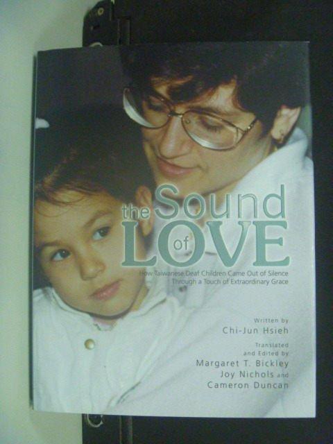 【書寶二手書T9/家庭_KHK】The Sound of Love_Chi Jun Hsieh