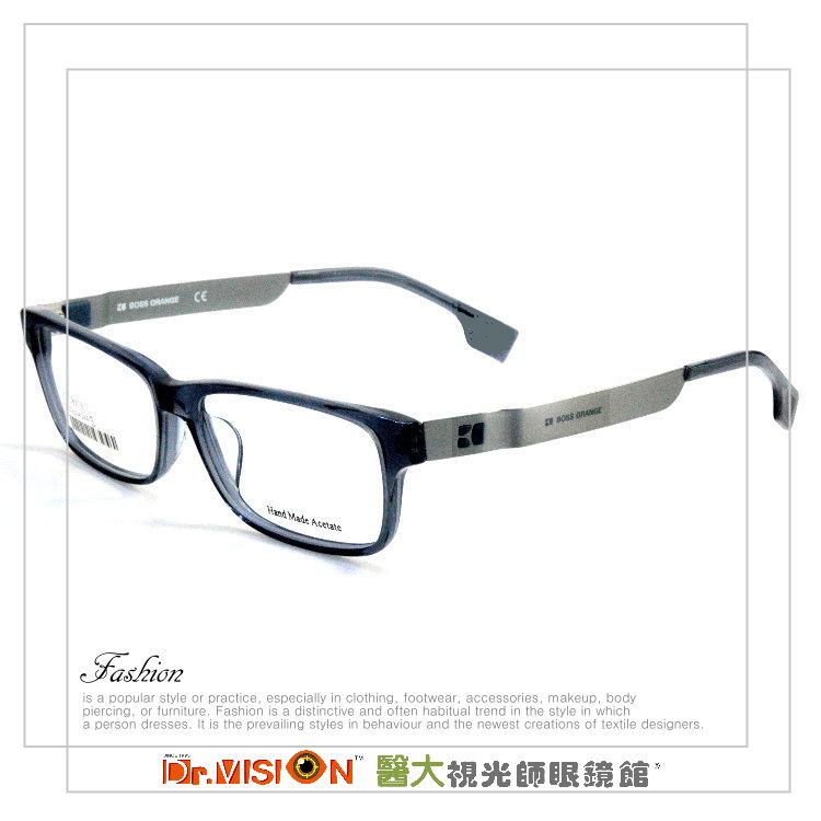 屏東【醫大眼鏡】限量優惠 德國*BOSS BD8006J-JD3 光學框 附原廠鏡盒