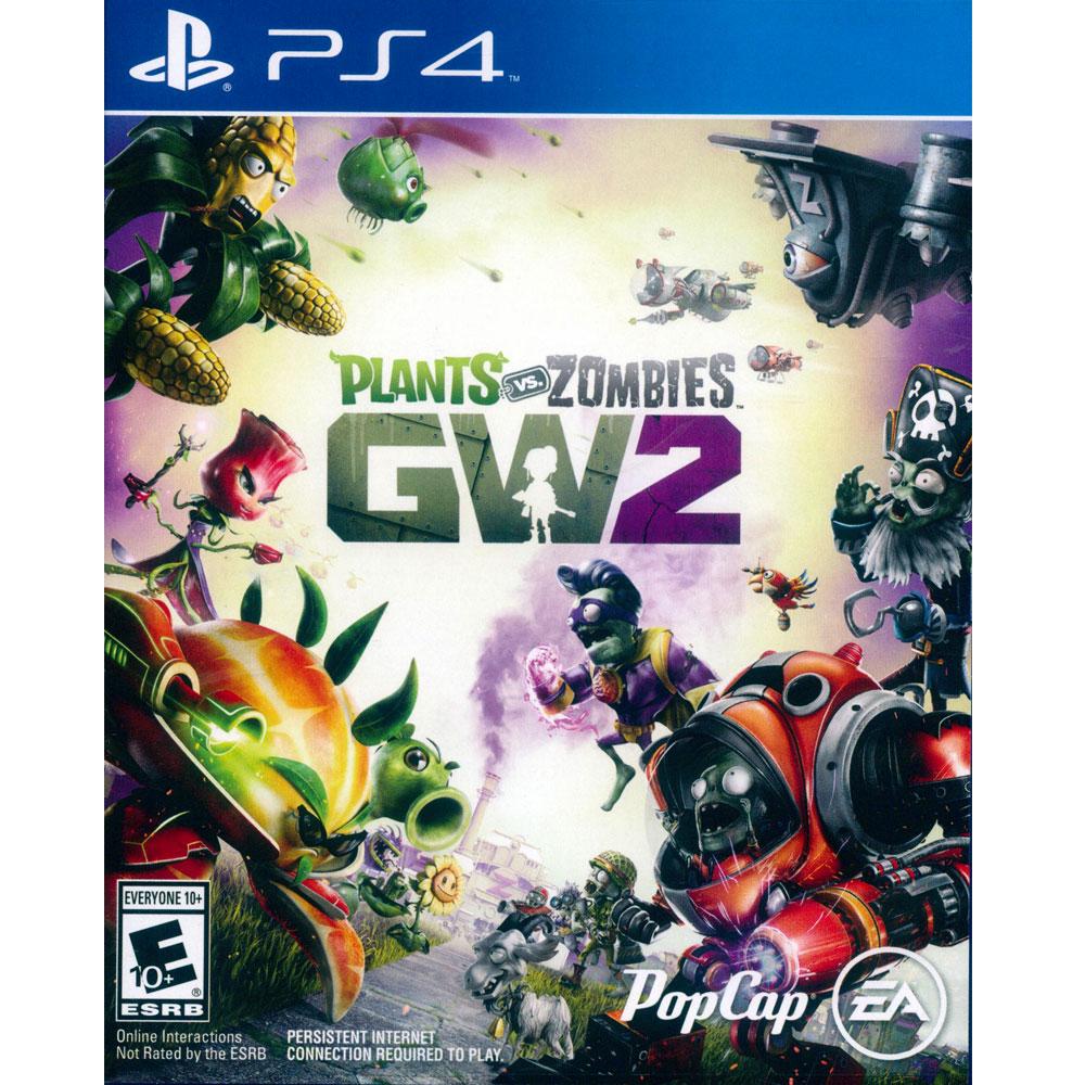 PS4 植物大戰殭屍:花園戰爭 2 中英文美版 Plants vs. Zombies GW2