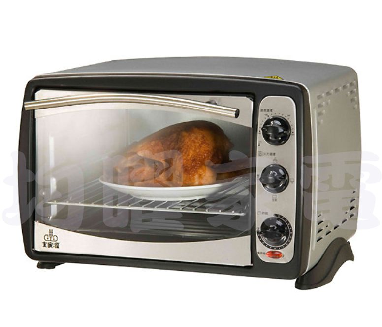 大家源 (19公升)多功能電烤箱TCY-3819/TCY3819《全館刷卡分期+免運費》