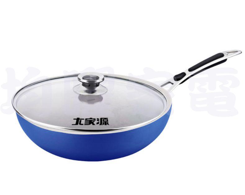 【大家源】36cm健康陶瓷炒鍋(TCY-9336)