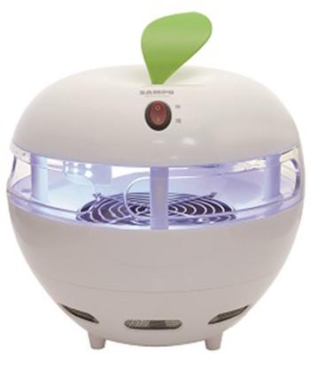 【SAMPO聲寶】9瓦光觸媒吸入式捕蚊 MLS-W1219CL 《刷卡分期+免運》