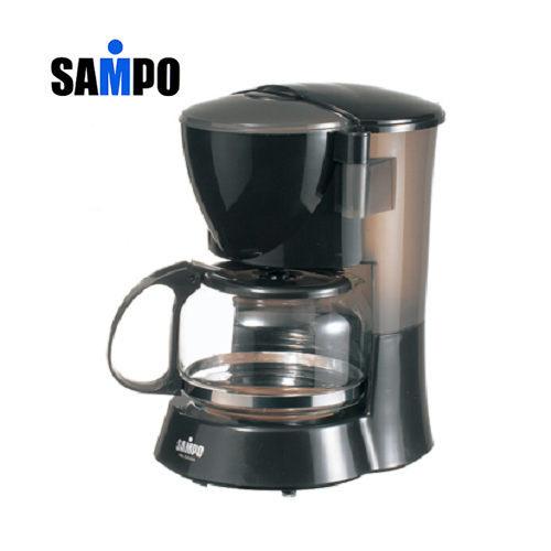 【SAMPO聲寶】6人份滴漏式美式咖啡機HM-SA06A