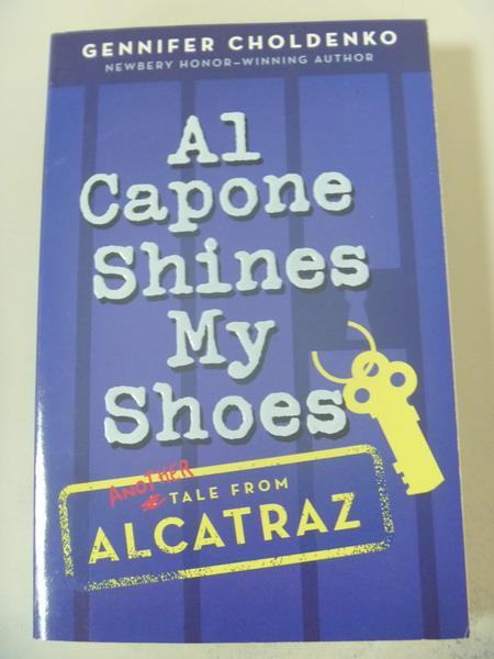 【書寶二手書T8/原文小說_IBF】Al Capone Shines My Shoes 卡彭老大幫我刷鞋 ISBN978