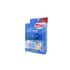 【悅兒樂婦幼用品舘】bab 培寶母乳冷凍袋20枚入(150ml)