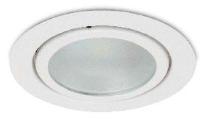嵌燈★5.8公分 泛光型 LED崁燈 3W 白框 全電壓 白光/黃光★永旭照明VXZ1-JK-103W%