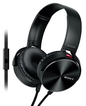 SONY 耳罩式耳機 MDR-XB450AP  重低音  智慧手機線控  一年保固【公司貨】