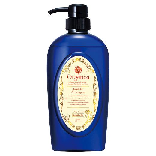 Orgenoa 花園滋潤洗髮精 500ml (海洋果香)