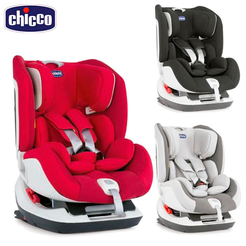 義大利【Chicco】Seat up 012 Isofix 汽車安全座椅-3色