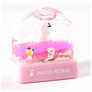 《 T12 海獺 》繽紛水世界
