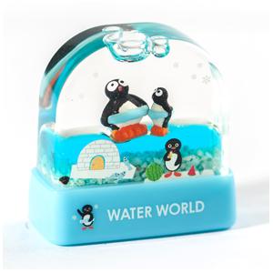 《 T13 企鵝 》繽紛水世界