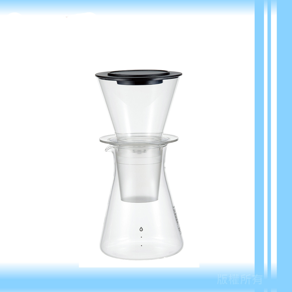 【日本】iwaki冰滴咖啡壺(約440ml)