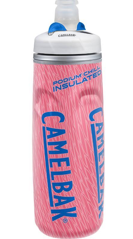 Camelbak 保冷噴射水瓶/運動水壺 CB52454 620ml 珊瑚紅
