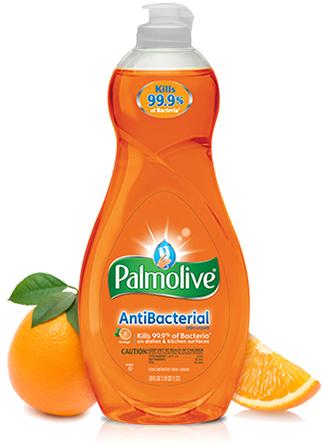 美國進口 Palmolive 抗菌濃縮洗碗精10oz