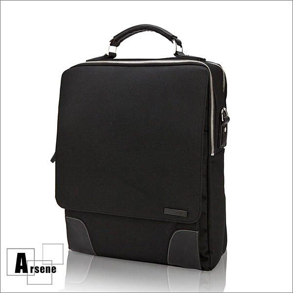 韓國進口 公事包後背包側背包手提包筆電包 經典簡約方正 韓貨韓組【08-K1036】