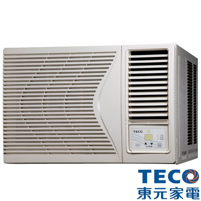 [TECO東元]7-9坪 東元高能效窗型冷氣(右吹式)(MW36FR1)