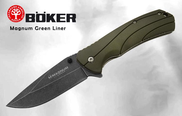 Boker Boker 石洗水滴刃半彈戰術折刀 #BOKER 01SC894