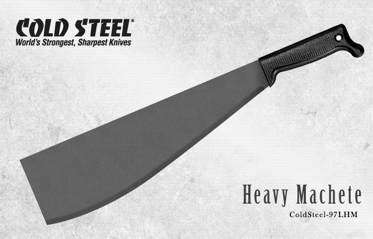 Cold Steel LATIN握把重型砍刀(無套) #CS 97LHM