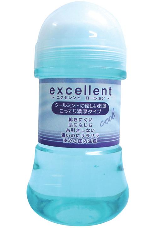 日本 EXE   卓越潤滑 - 清涼薄荷 濃稠型 150ml