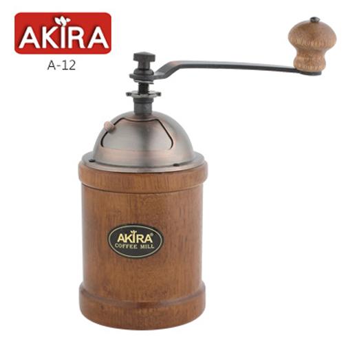 手搖磨豆機 - AKIRA A-12 正晃行 復古造型 古典精緻