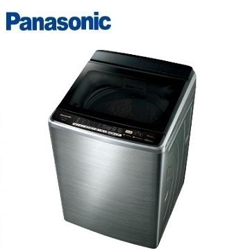 Panasonic 國際牌洗衣機 15公斤 不鏽鋼外殼 NA-V168DBS-S