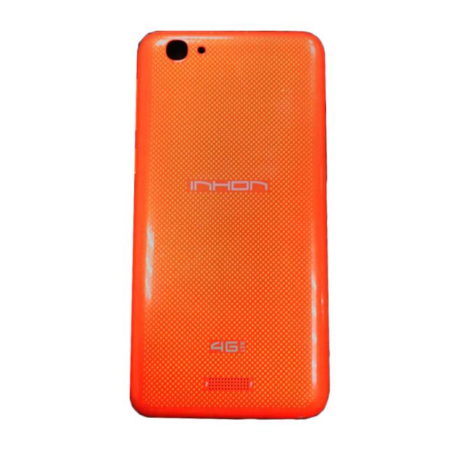 應宏INHON L55原廠背蓋(橘色)◆買一送一