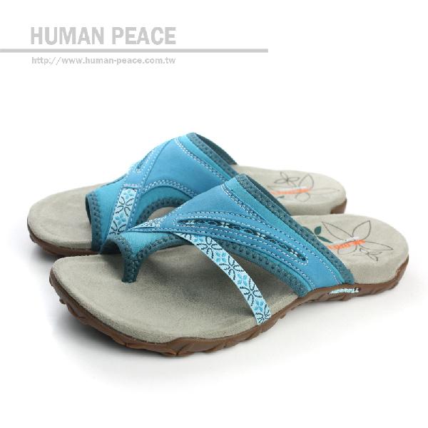 MERRELL TERRAN POST 拖鞋 藍 女款 no536