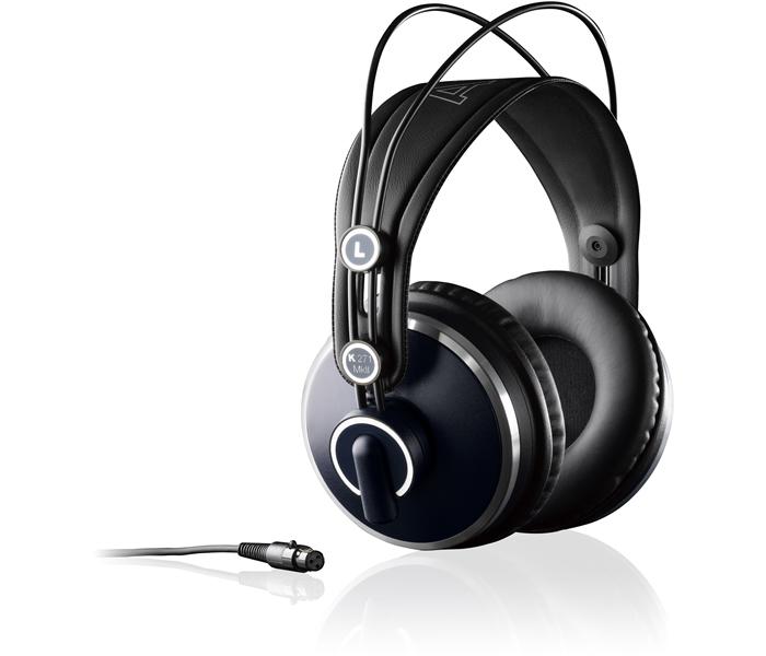 志達電子 K271 MK2 AKG K271 MKII 耳罩式耳機 (愛科公司貨)