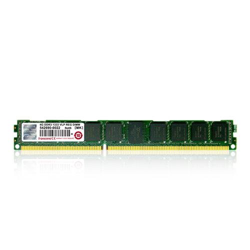 *╯新風尚潮流╭*創見伺服器記憶體 16G DDR3-1600 ECC REG VLP矮版 終身保固 TS2GKR72V6PL