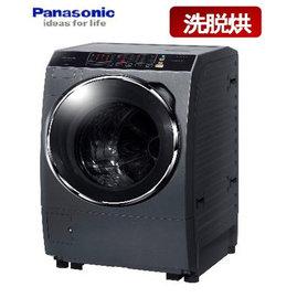 ★2017.2.15前贈好禮★『Panasonic』☆國際牌 14公斤ECONAVI洗脫烘滾筒洗衣機 NA-V158DDH-G **免運費+基本安裝+舊機回收**